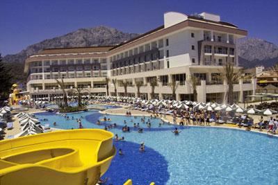 Пятизвездочный отель в Анталии Кемере Продажа