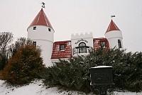 Сказочная вилла Valge Kroon в зимней столице Эстонии