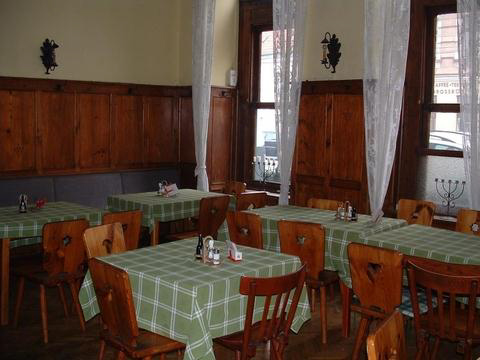 Очень уютный бар, расположенный в Вене, Австрия