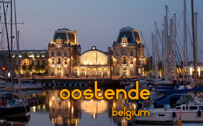 Отель с рестораном в центре Остенде, в 300-х метрах от бельгийского побережья.