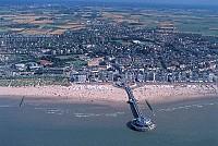 Гостиница  в 300 метрах от пляжа и казино на бельгийском побережье.