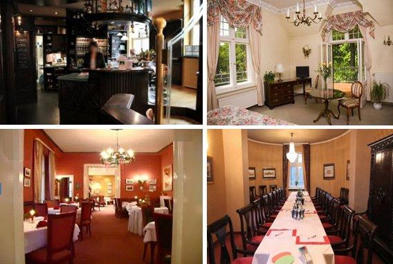 Гостиница 3 звезды на 50 мест и ресторан в Берлине