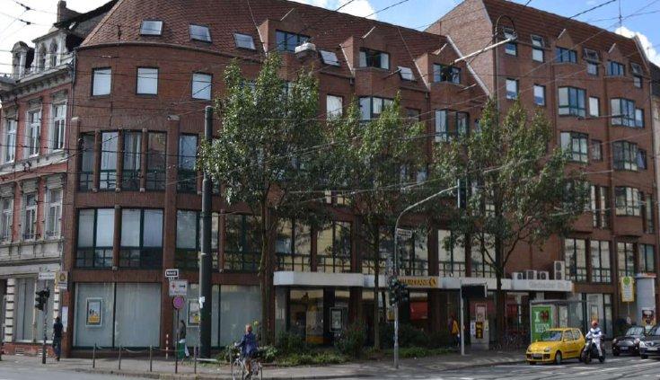 Отличный и современный дом в центре Дюссельдорфа, Германия