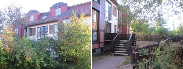 Дом-идиллия в Берлине-Спандау, Германия
