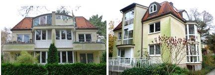 Многоквартирный трёхэтажный дом в Берлине – Фронау