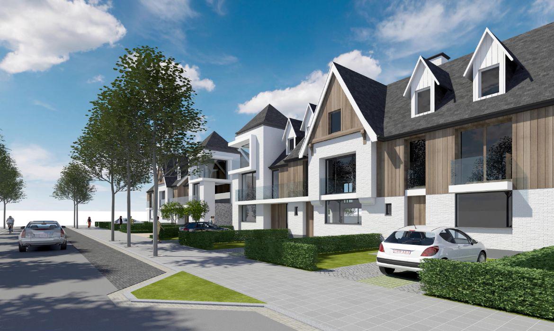Новый дом класса люкс на бельгийском побережье!