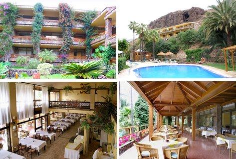 4х звездочная гостиница на Канарских островах, Испания