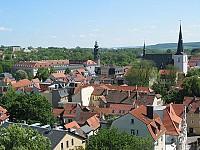 Замок в Тюринге рядом с Веймаром, Германия