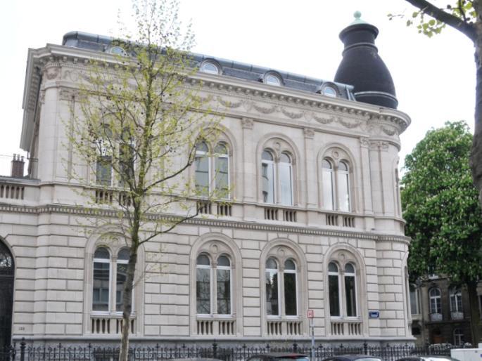 Особняк в столице Европы - Брюсселе