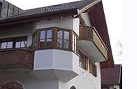 Отличный дом с гаштетте в Баварии (Обераммергау) в лыжном курорте, Германия