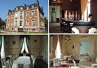 Замок 19 века в Бельгии, рядом с Францией