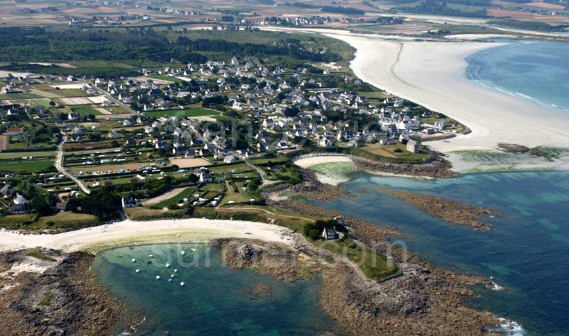 Гостиница во Франции, в регионе Бретань, в 20-ти метрах от пляжа