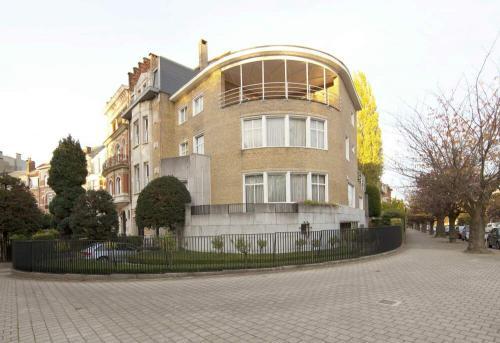 Дом в Брюсселе.