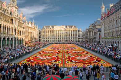 Новая квартира в самом центре европейской столицы, в 2-х шагах от Гранд Плас, в Брюсселе!