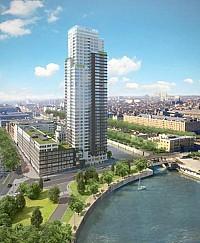 Новая шикарная квартира в престижном районе Брюсселя!