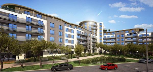 Новая квартира в столице Европы - Брюсселе