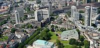 Доходный дом в Эссене – крупном культурном и индустриальном городе (в нем расположены такие мировые гиганты, как группа Тиссен, РВЕ и пр.).