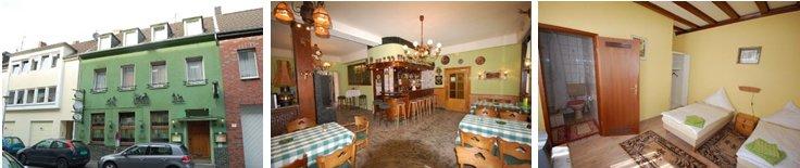 Продается гостиница на 26 мест плюс квартира в 25 км от Дюссельдорфа, Германия