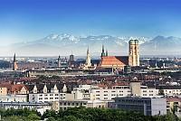 Современная гостиница в Мюнхене (район Хадерн), Германия