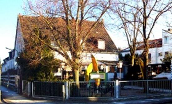 Гостиница и гаштетте в Мюнхене (район Швабиг-Файман), Германия