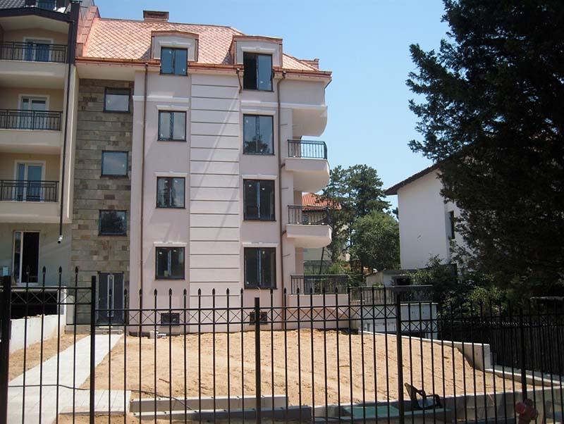 Жилой дом у моря в Болгарии