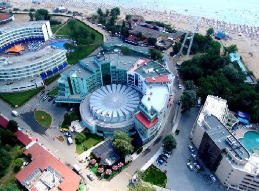 Казино в курортном комплексе Солнечный берег, Болгария