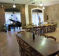 Ресторан с квартирой в центре Брюсселя