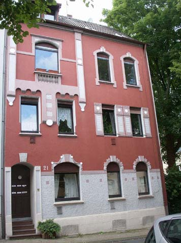 Трёхэтажный доходный дом в Эссене, Германия