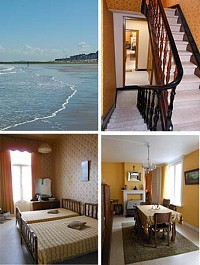 Отель в  Кнокке, на бельгийском побережье