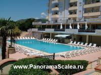 Апартаменты в жилищно-гостиничном комплексе (г.Скалея, Калабрия, Италия)