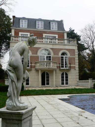 Роскошный особняк в Брюсселе