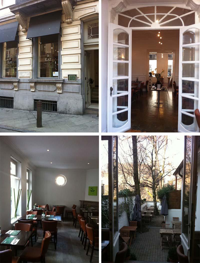 Дом с рестораном в Брюсселе