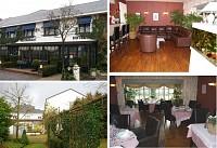 Гостиница с рестораном в Бельгии, на границе с Голландией