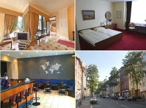 Редкое предложение - гостиница в самом центре Дюссельдорфа, Германия