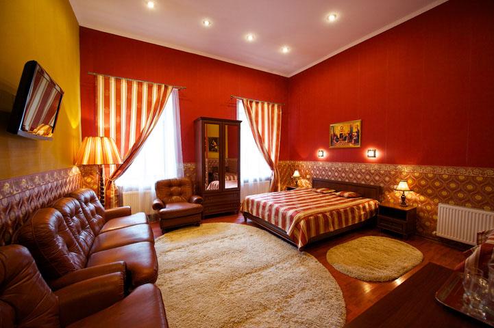 В центре Украины продается гостиница