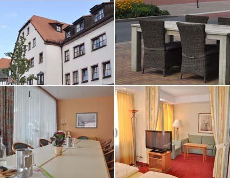 Гостиница три звезды во Франкфурте на Майне, Германия