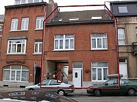 Ухоженный доходный дом в Брюсселе