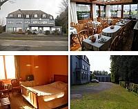 Гостиница недалеко от Брюгге, Бельгия