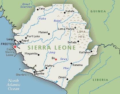 Дипломатический паспорт в Сьерра Лионе