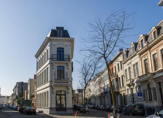 Мини-гостиница в центре Антверпена, Бельгия