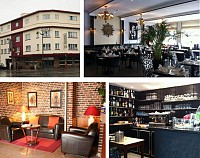 Гостиница с рестораном в Брюсселе