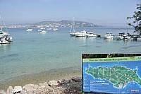 Концессия (лицензия) на 30 лет (с продлением) на острове Маргарита на Лазурном берегу, в 700 м напротив Дворца кинофестивалей в Каннах по эксплуатации гостиничного комплекса и 2 ресторанов.