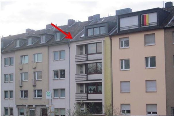 Современный доходный дом с уютными квартирами в Кёльне, Германия