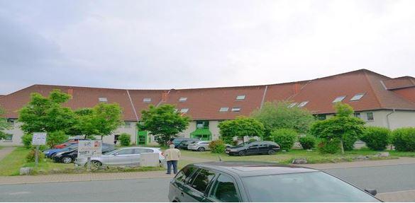 Современный жилой комплекс в историческом Изерлоне, Германия