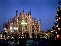 Гостиница в Милане.