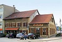 Гостиница в Люксембурге.