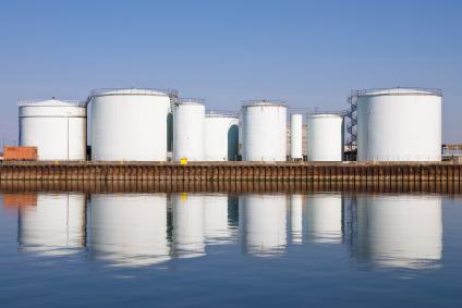 Приобретение нефтехранилищ.