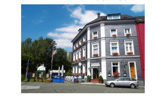 Многоквартирный дом и ресторан, Германия