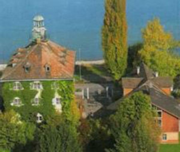 Исторический замок на Боденском озере (кантон Тюргау), Швейцария