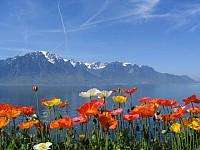 Замок в Швейцарии